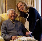 Clinton-Mandela