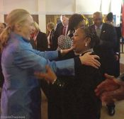 hillary-greeting-at-dance-night