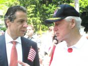 president-clinton-conferring-with-governor-andrew-cuomo