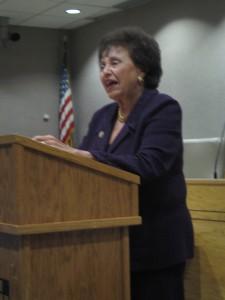 Congresswoman Nita Lowey