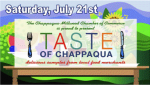 Taste of Chappaqua