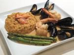 Premium Shellfish Risotto – Bistro 146