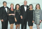 The 2012 Silver Hill Gala, held in November at Cipriani 42nd Street, raised funds for scholarship support for their residential treatment programs. Some Chappaqua residents who attended (l-r): Larry Haynes, Janine Haynes, Maria Larramendi, Dr. Fred Feiner, Vicki Feiner and Laura Hamburg. Photo by Patrick McMullan