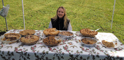 Chappaqua Fall Festival Apple Pie Contest