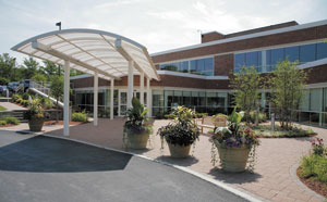 The Cancer Treatment and Wellness Center at Northern Westchester Hospital