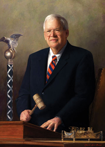 Dennis Hastert, Speaker of the House