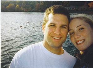 Stacey and Glen Kurtis went back to camp for a memorable and memory-filled second date.