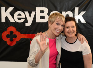 Barbara Corcoran and Grace Bennett