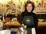 Along with her volunteer work, Elinor Griffith is also an accomplished writer, gourmet guide and editor. Visit ww.elinorgriffith.com