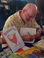 Author James Howe