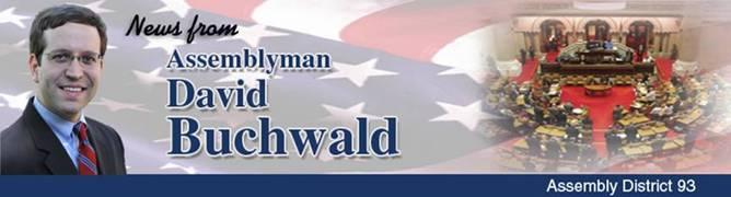 News from David Buchwald