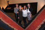 Ava Zukowsky of Armonk; Helen Neuberger, Cortlandt Manor; Aileen Ganz of Rye; Carol Gillette of White Plains