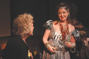From The Small Town Theatre Company's 2013 production of The Shadow Box. Sam Morell Photo