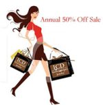 Fine Jewelry at Whole Share Prices during ICD's 50% Sale!