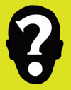What's My Face logo, designed by Tyler Harp. Robobenders Photo