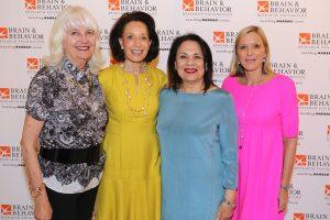 Ellen Levine, Suzanne Golden, Carole Mallement and Lee Woodruff