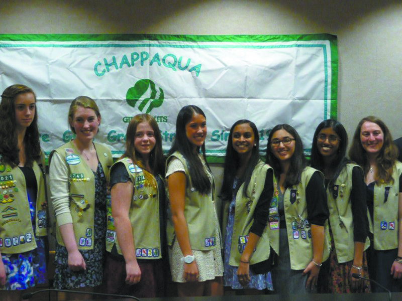2011 Gold Award Winners - Girl Scouts