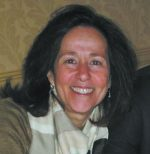 Jill Shapiro at table