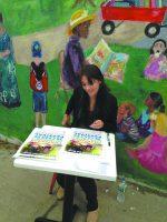 mural artist replacement