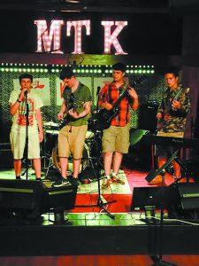 Boys in Concert