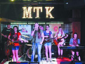 Girls in Concert