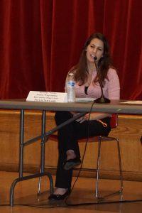 Brittany Neider, Town of New Castle Recreation Supervisor