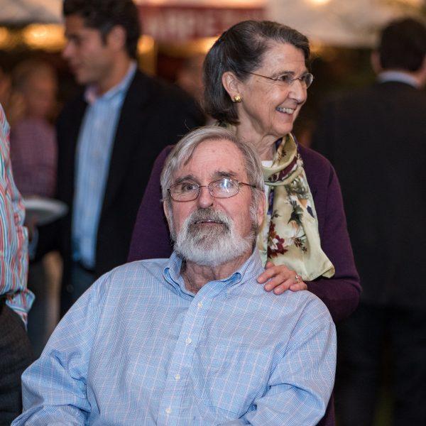 Event Honorees Beverley & Sabin Streeter of Chappaqua
