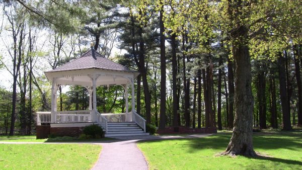 The Gazebo at Wampus Brook Park