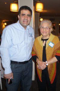 Ray Pahini and Rita Ross
