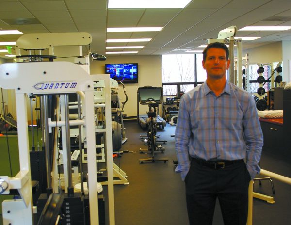 Armonk Physical Therapy & Sports Training Clinical Director Robert Fay
