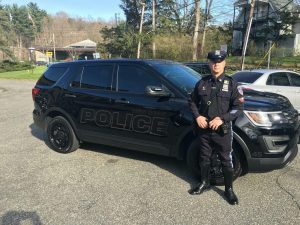 New Castle Police Officer Chad Golanec