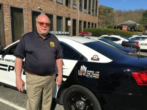 New Castle Police Chief Ferry