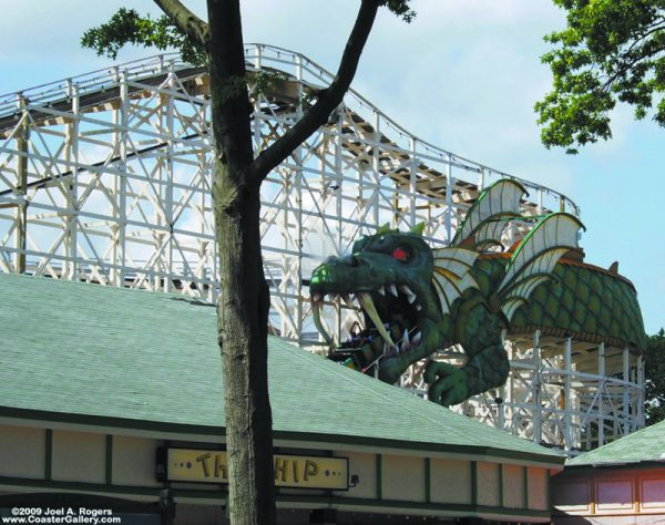 Dragon Coaster, Playland