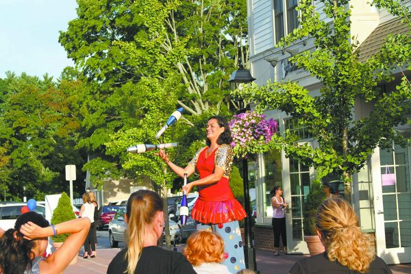 First Thursday in Armonk. Photo by Mike Dardano.