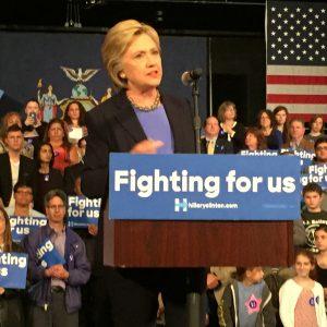 Hillary Standing