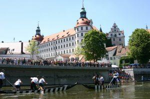 Neuburg on the Danube, Germany