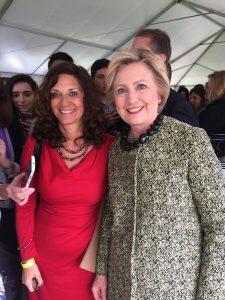 With Dawn Dankner Rosen