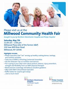 Millwood Community Health Fair_May 7_2016