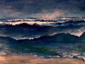 Nightfall. By Peg Kafka Sackler.