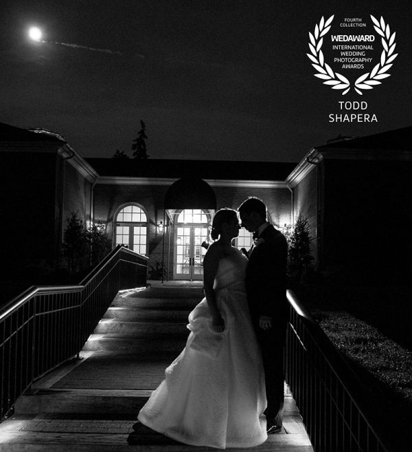 New York Botanical Garden Wedding Under An August Supermoon, Wedaward, January 2016