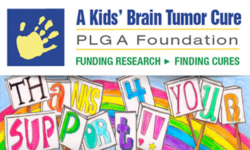 A Kids' Brain Tumor Cure