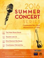 Chappaqua Summer Concert Series Kicks off July 7 with the Mike Risko Band