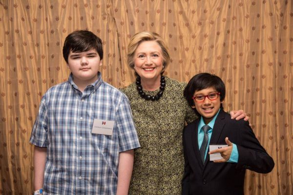 """Chappaqua Friends of Hill Founder Dawn Evans Greenberg says """"the future of her boys--and all children"""