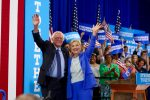 Bernie Sanders Warmly Endorses Hillary Clinton for POTUS