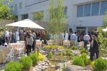 Northern Westchester Hospital's New Janet Fields Memorial Garden