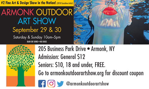 Armonk Outdoor Art Show