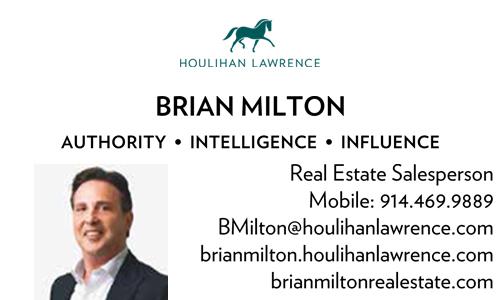 Houlihan: Brian Milton