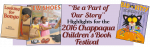 "Highlights for the 2016 Chappaqua Children's Book Festival: ""Be a Part of Our Story"""
