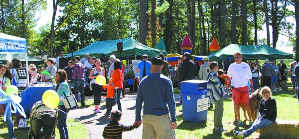Don't forget to visit this year's Cider & Donut Festival, sponsored by the Armonk Chamber of Commerce.