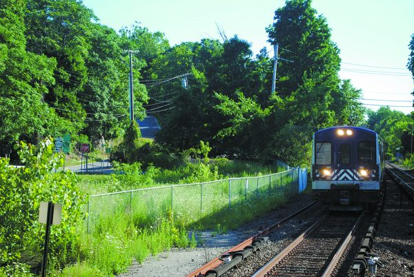 The proposed site of Chappaqua Station has drawn opposition from a wide segment of New Castle residents and officials.